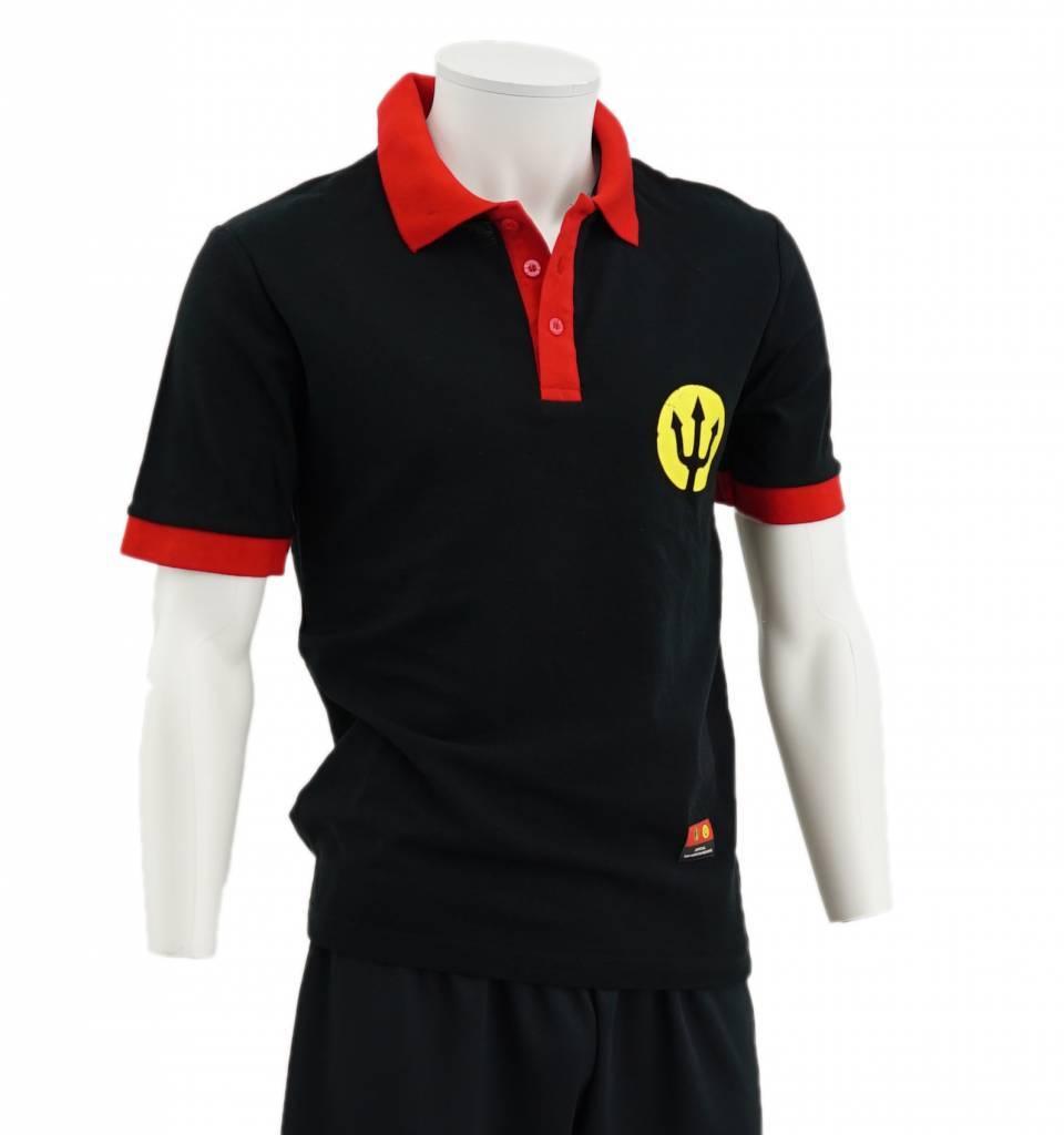 Zwarte Rode Duivels Polo