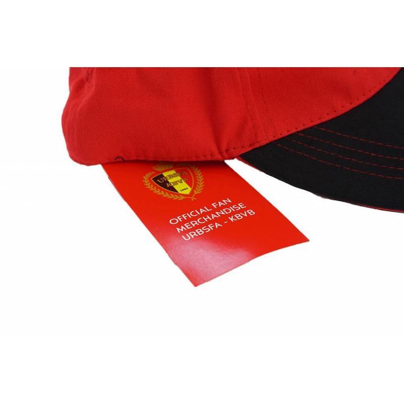 Casquette rouge URBSFA Trident