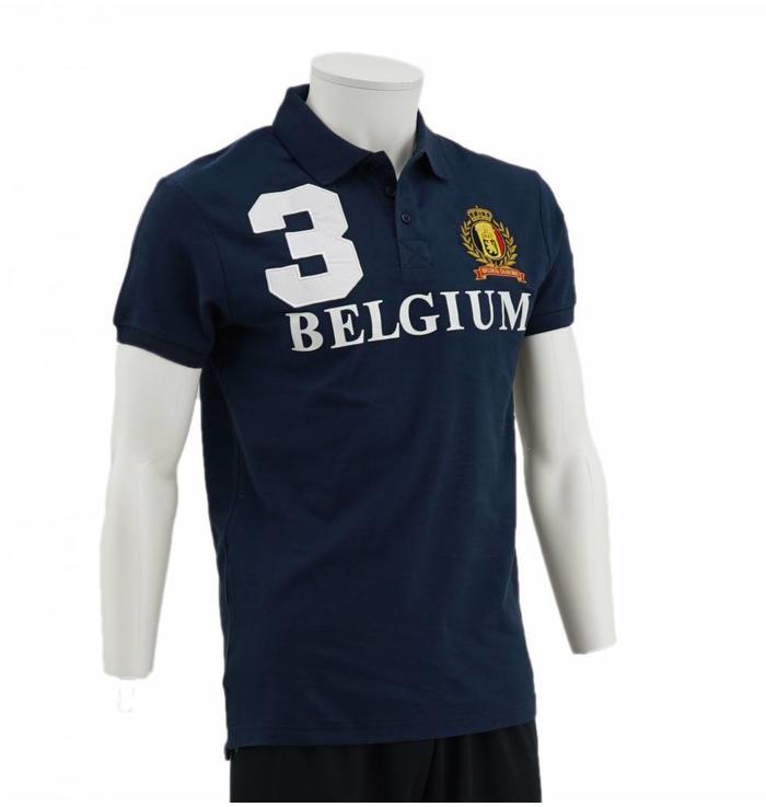 Polo Bleu Belgium