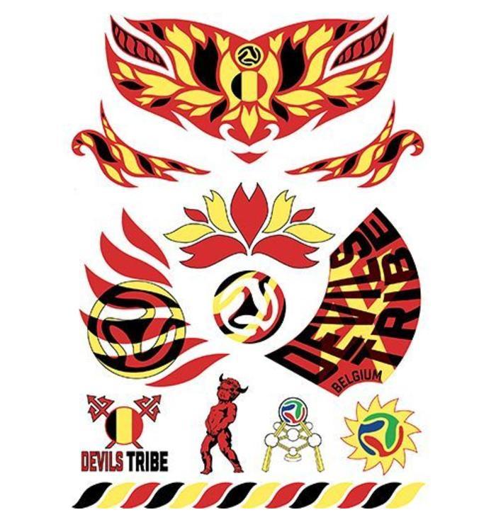 Tatouages Devil's Tribe