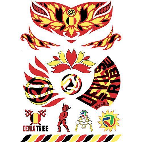 Tattoos Devil's Tribe