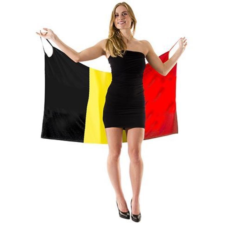 Achetez votre drapeau robe de la belgique ici