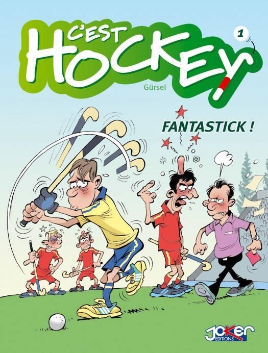 """Album """"C'est Hockey"""""""