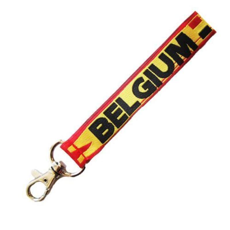 Porte-clés Belgique