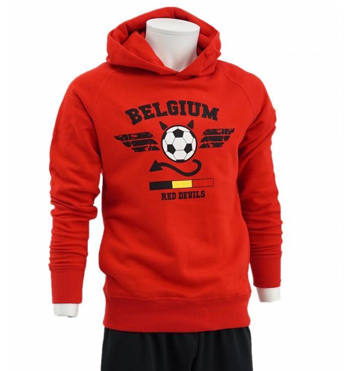Rode Red Devils hoodie