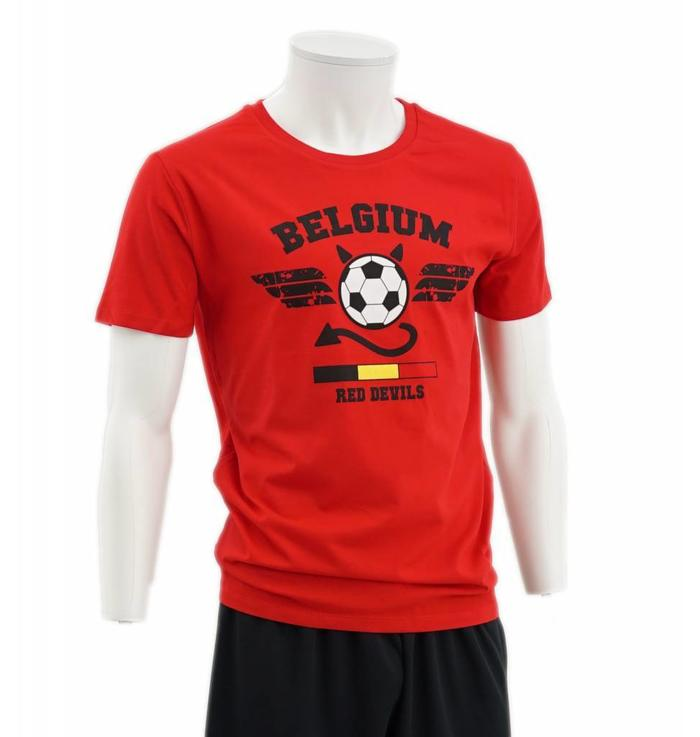Red t-shirt Red Devils