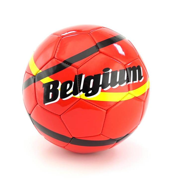 Red football Belgium