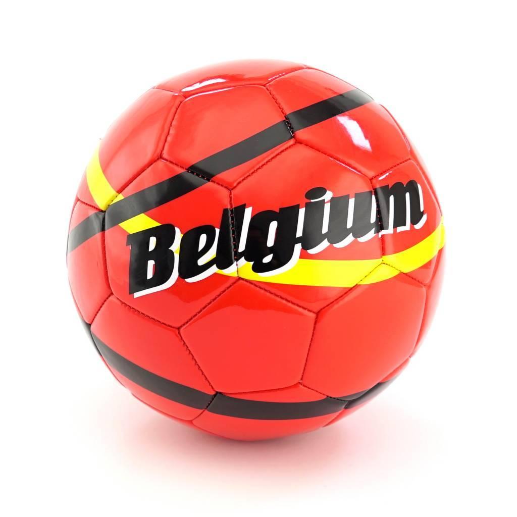 Red football Belgium