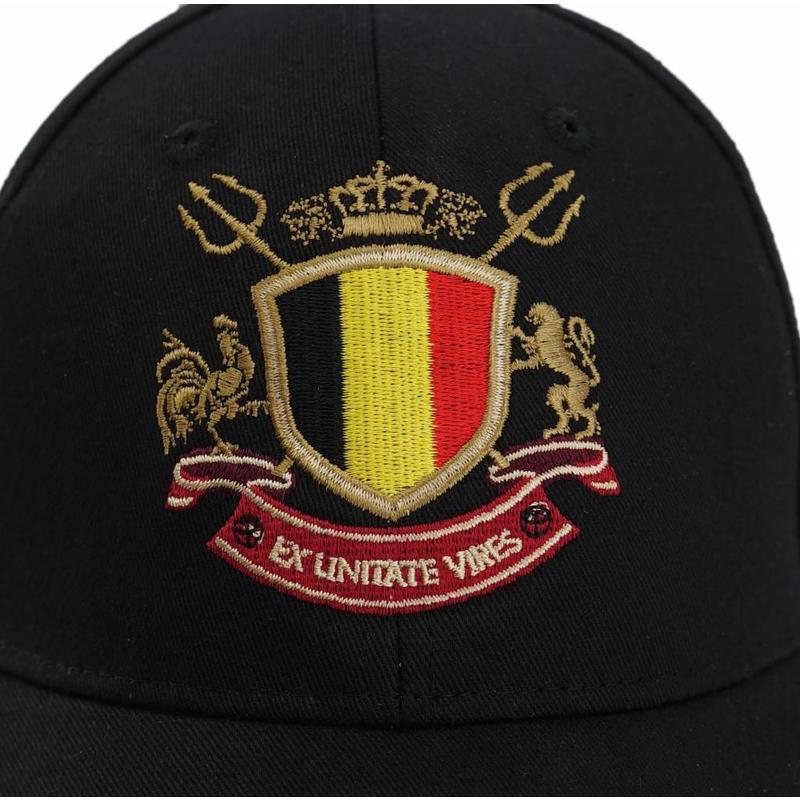 Black cap Daniel Van Buyten