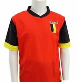 Red shirt Belgium