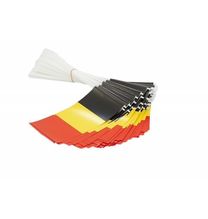 Wave flags (50 pcs)