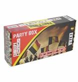 Partybox België met 9 fanartikelen