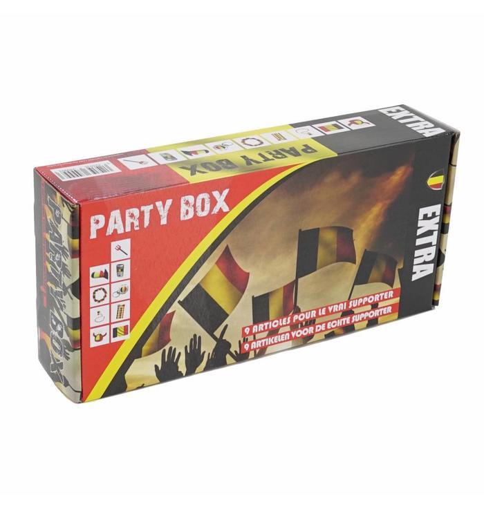 Partybox 9 pcs