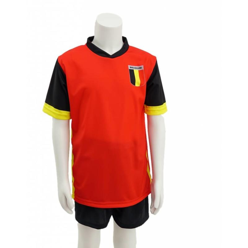acheter maillot de foot de la belgique pour enfant. Black Bedroom Furniture Sets. Home Design Ideas