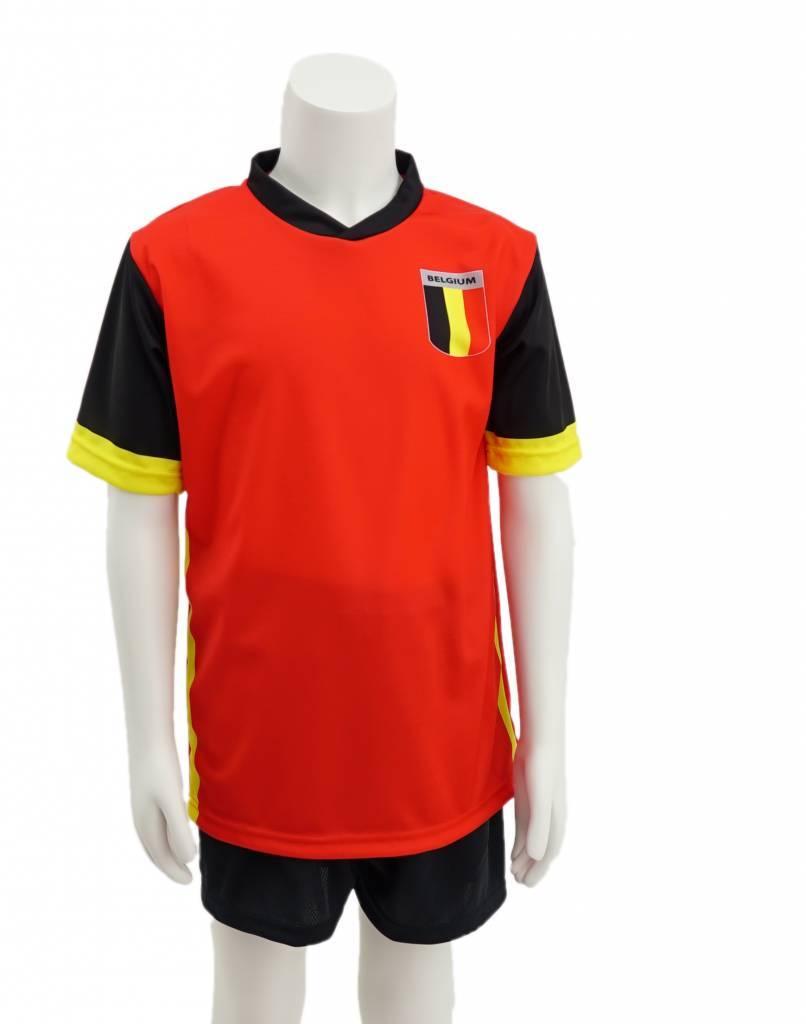 Football shirt Belgium kids