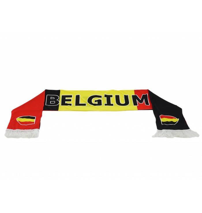 Echarpe supporters Belgique