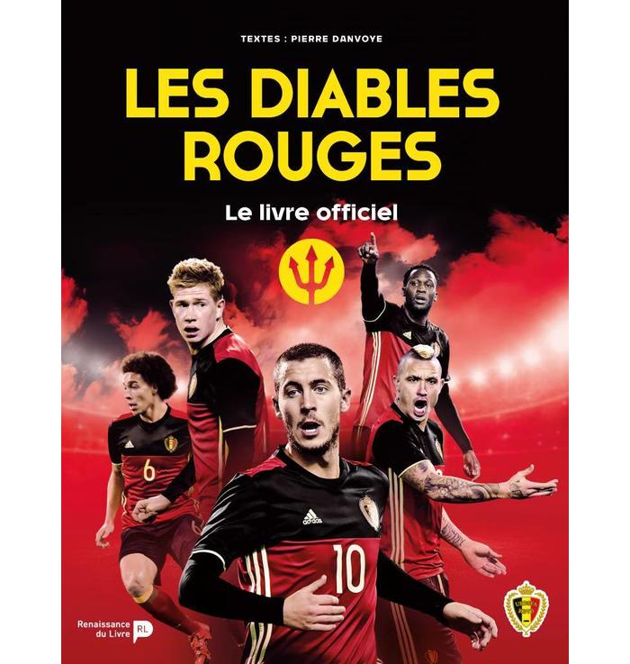 Officieel boek Rode Duivels (FR)