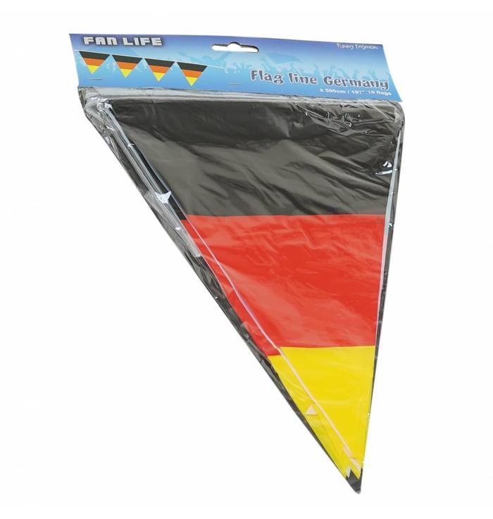 Guirlande de drapeaux Allemagne