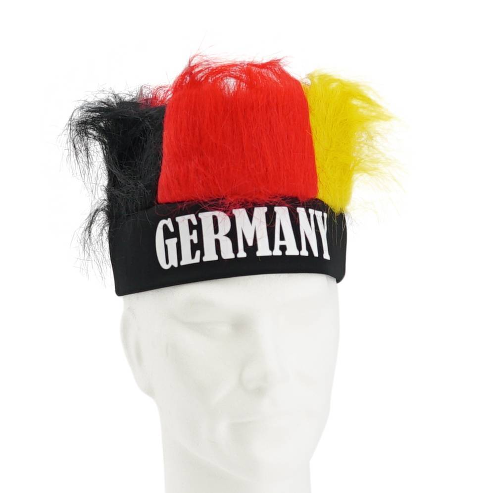 Perruque avec bandeau Allemagne