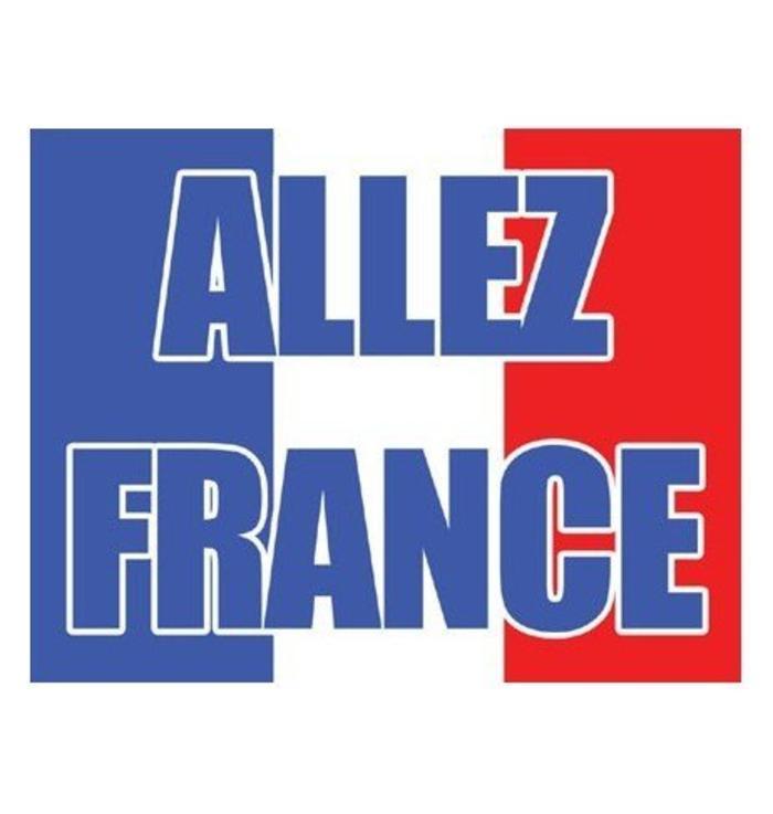 Flag Allez France