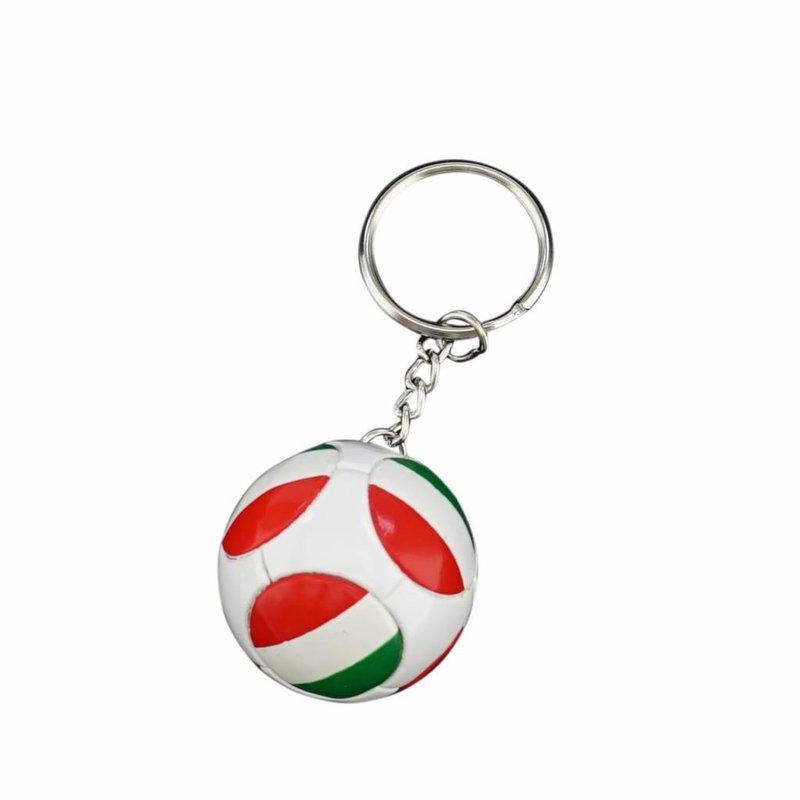 Keychain ball Italy