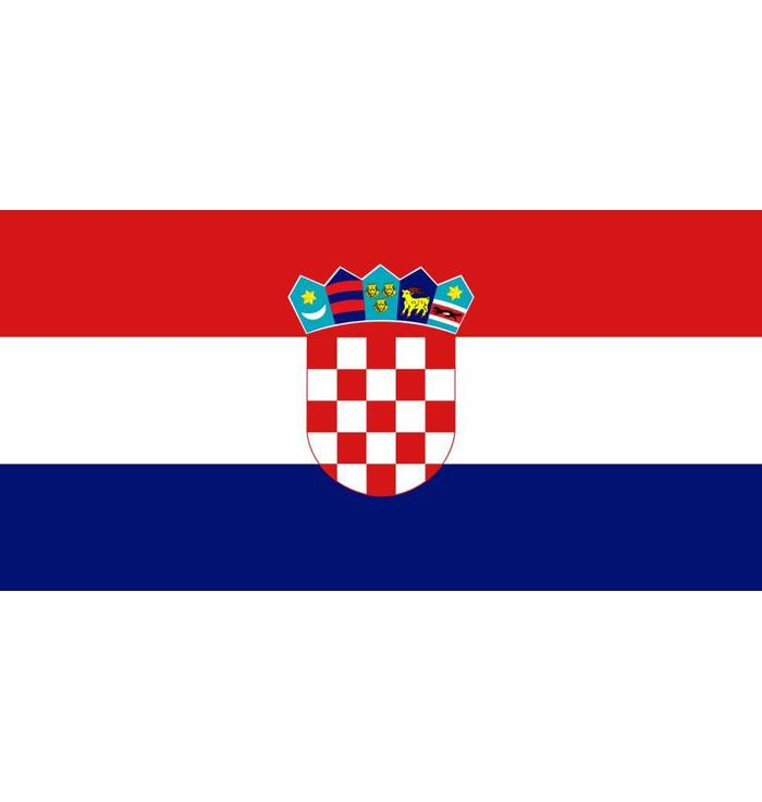 Vlag Kroatië (90/150 cm)