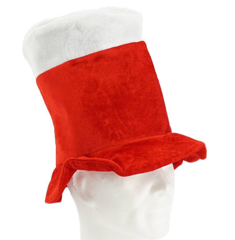 Buy tall hat red-white  - e185348201c7