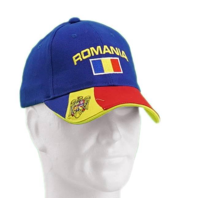 Casquette Roumanie