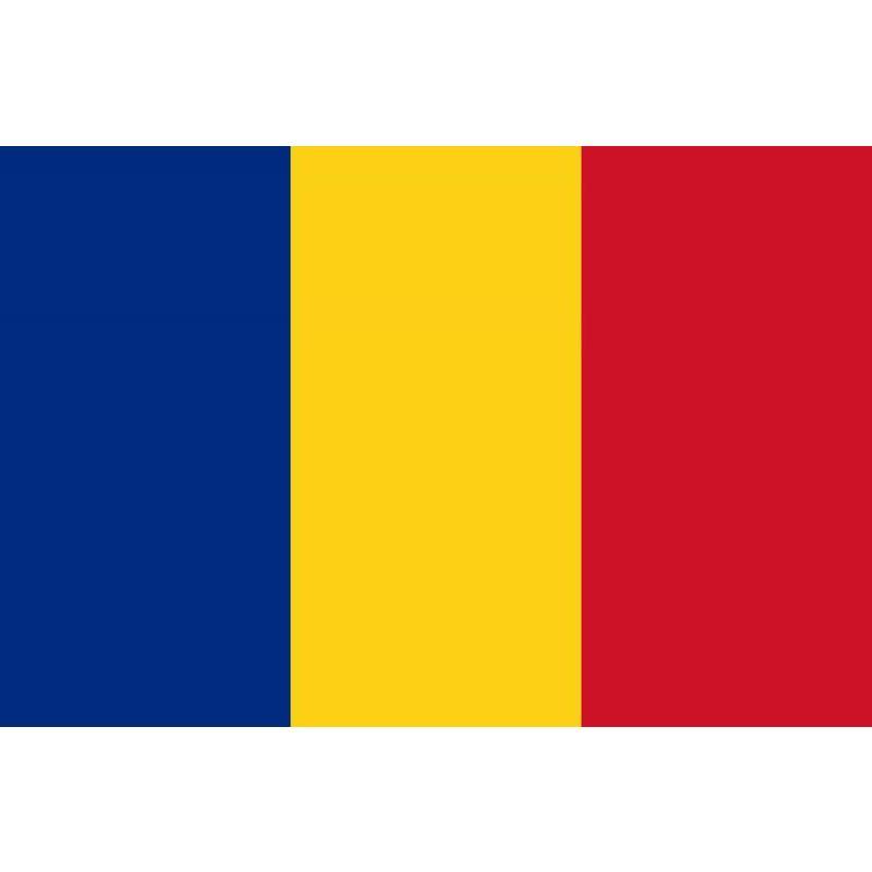 drapeau de la roumanie