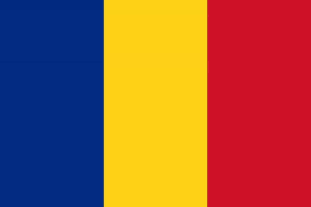 Flag Romania
