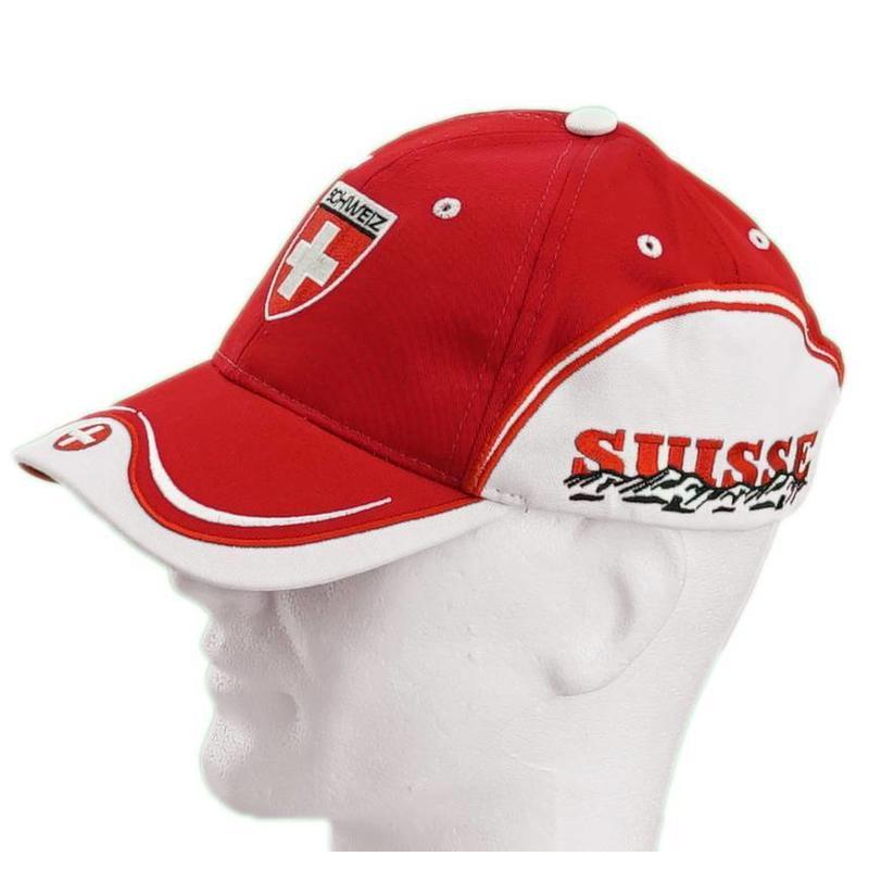 """Cap Switzerland """"Suisse"""""""