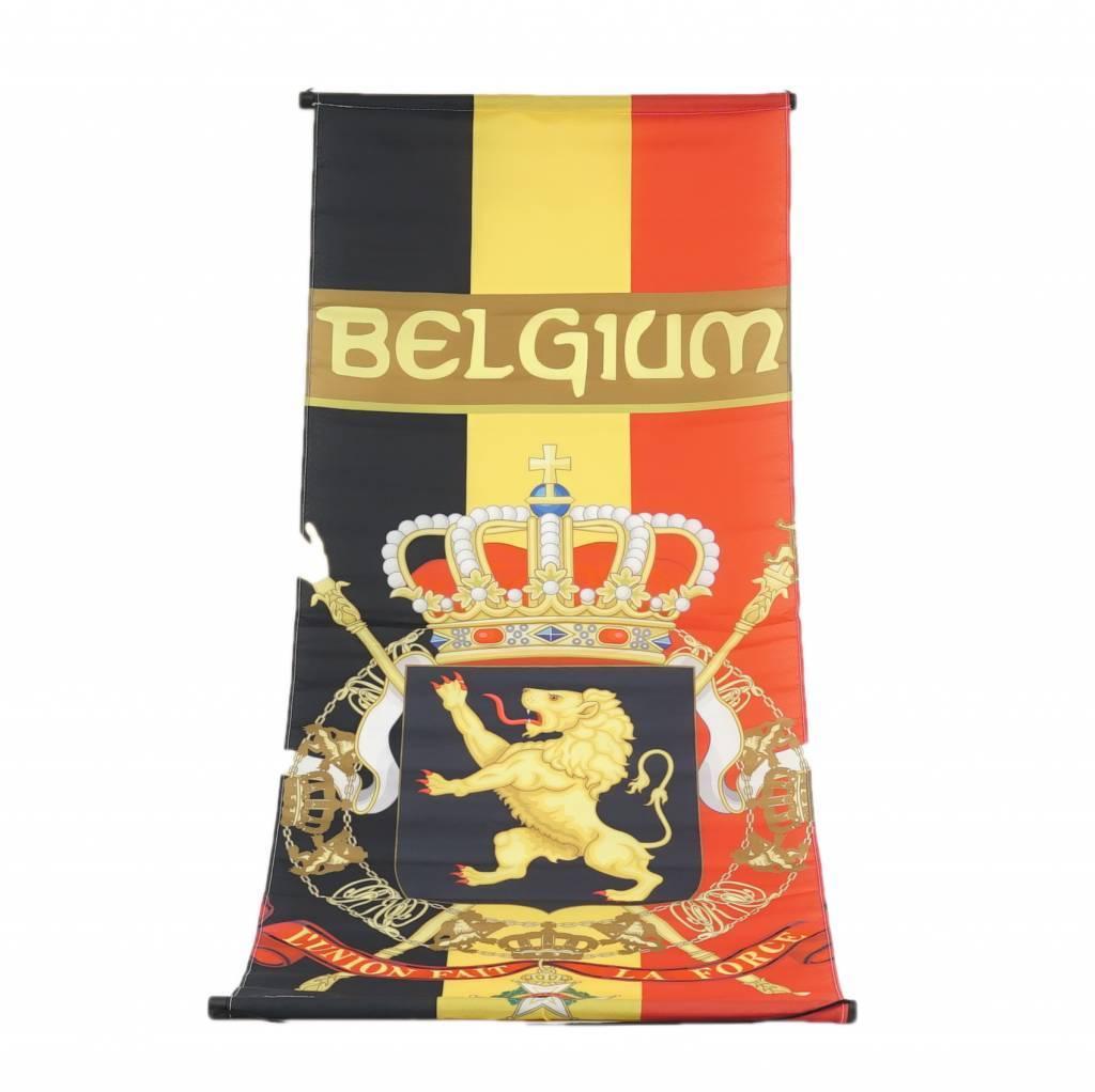 Bannière Belgique