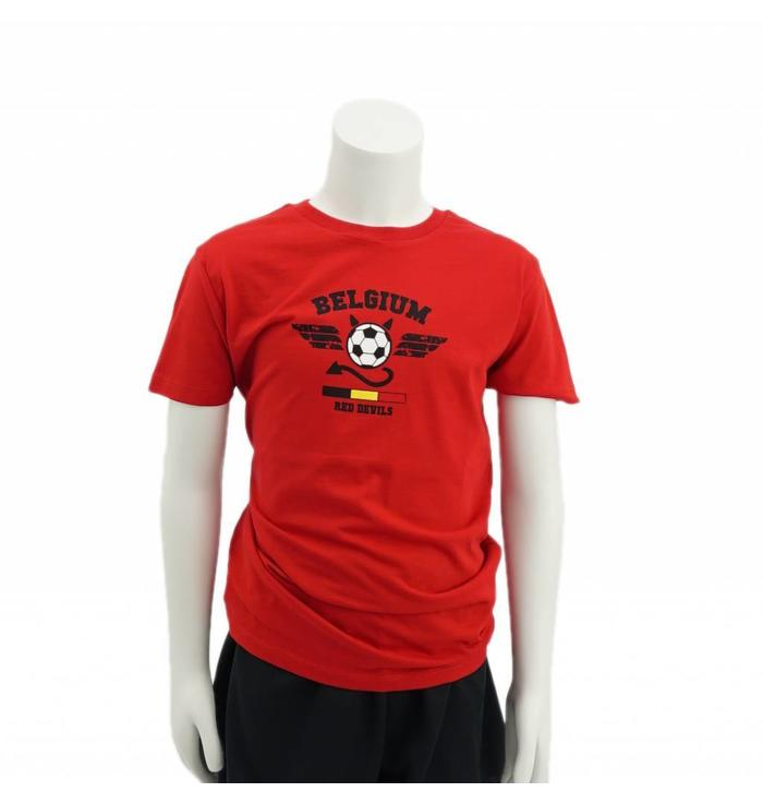Red Devils T-shirt enfant