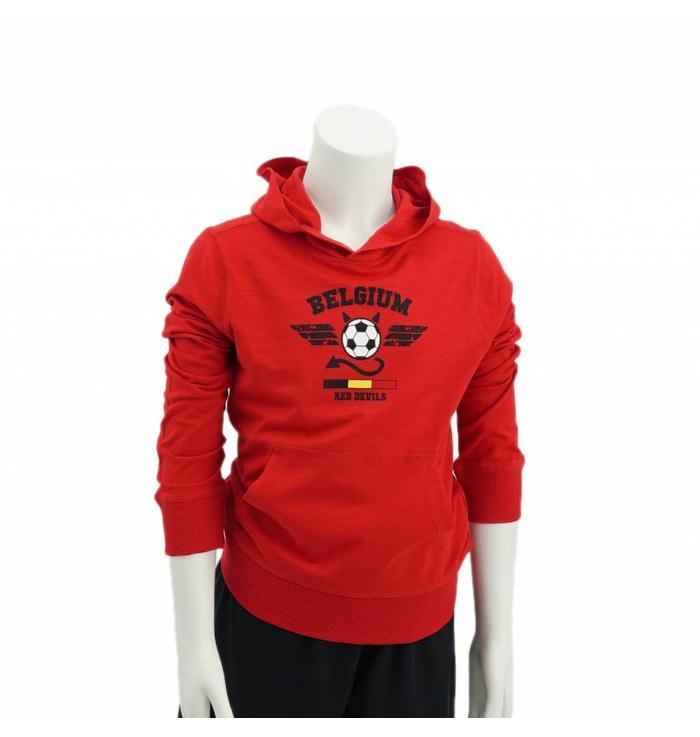 Red Devils hoodie kids