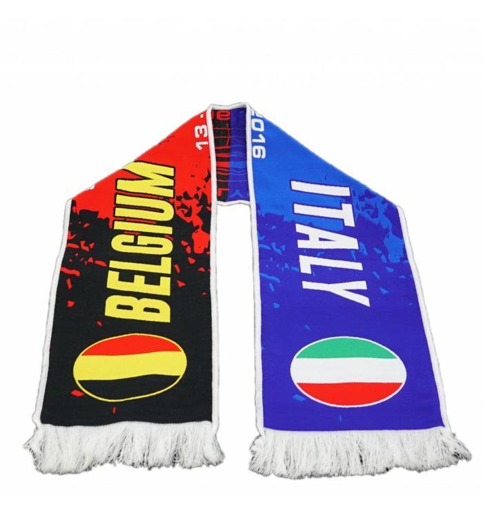 Scarf Belgium - Italy