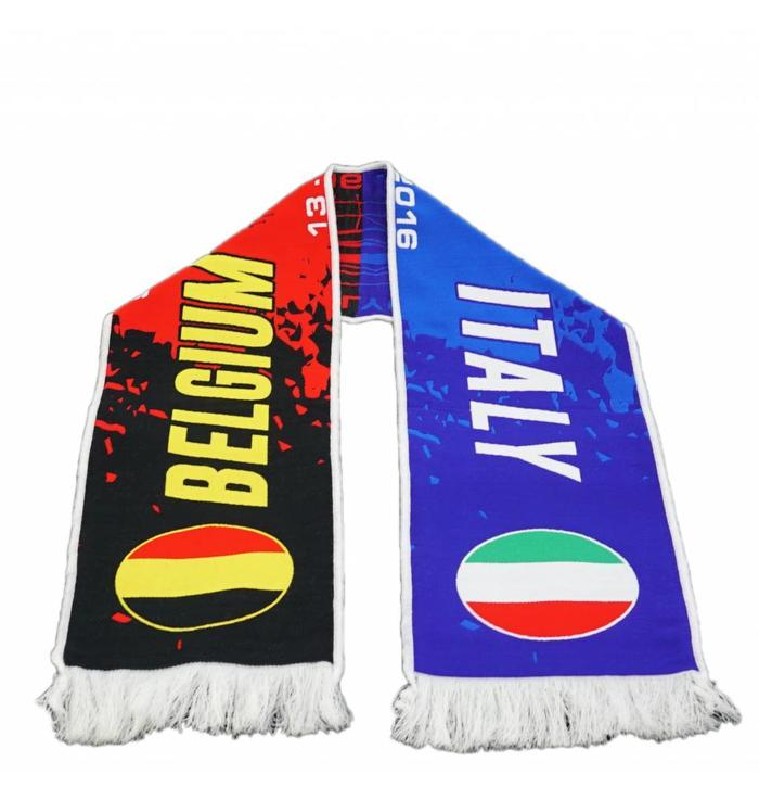 Sjaal België - Italië