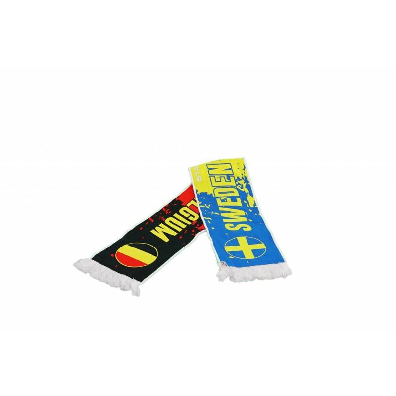 Scarf Belgium - Sweden