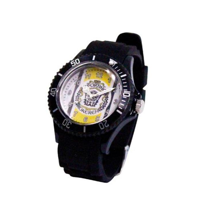 Horloge noire