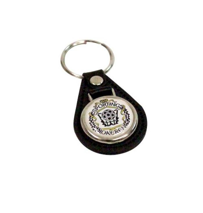 Small key ring