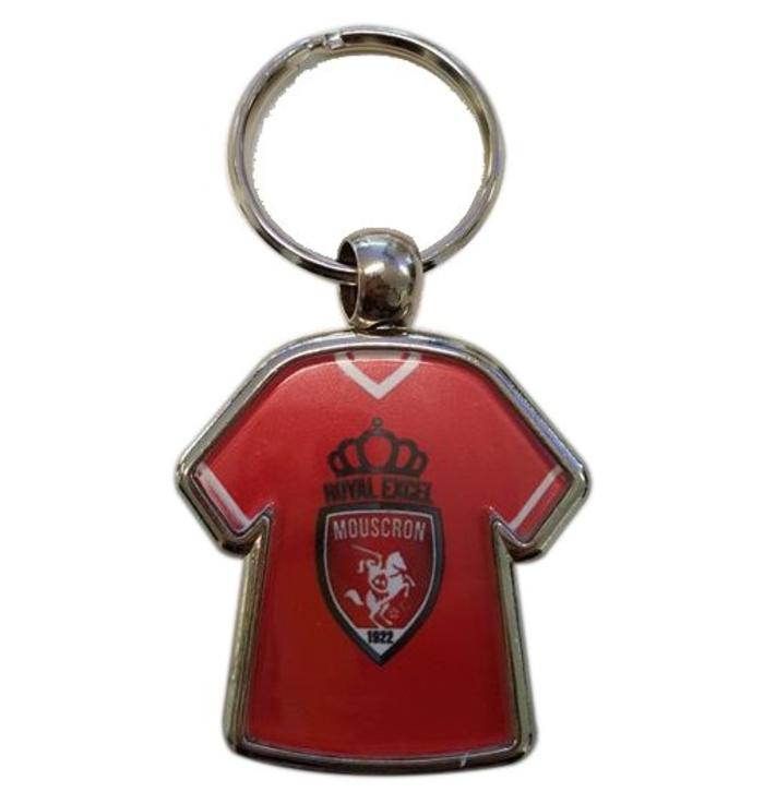 Shirt key ring