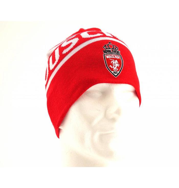 Red cap Mouscron