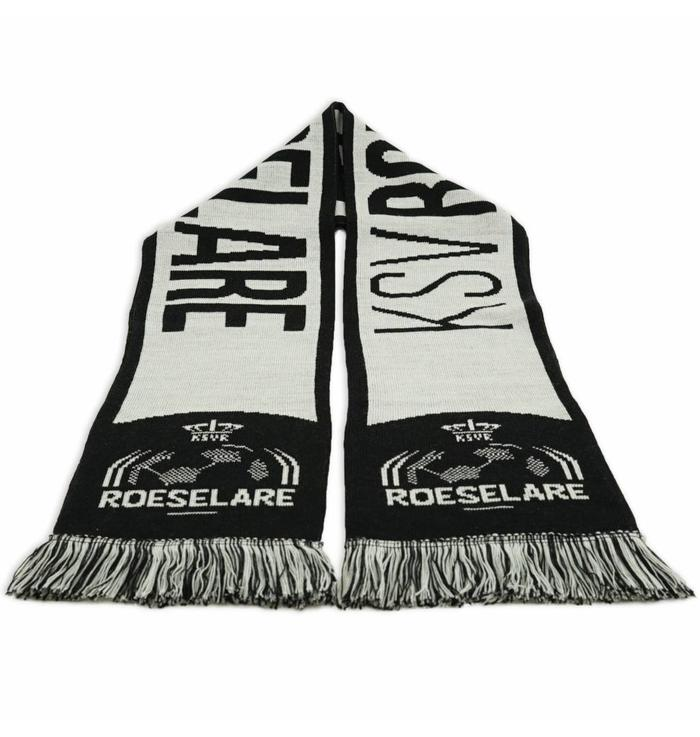 Sjaal jacquard