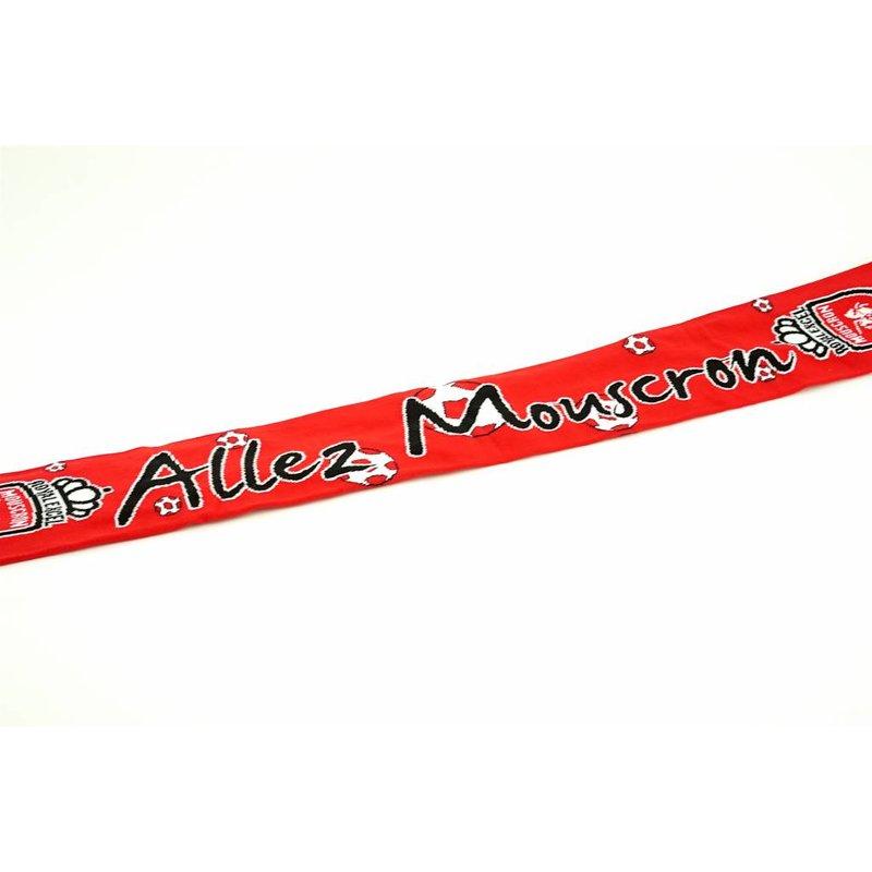 Kids scarf Excelsior Mouscron