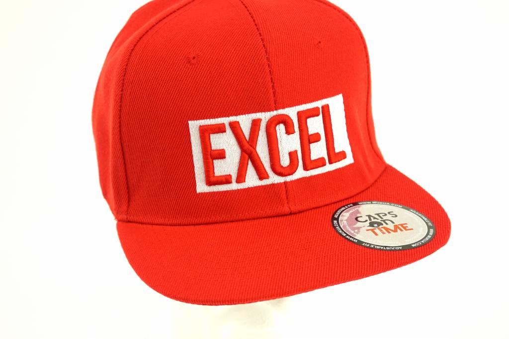 Casquette rouge Excelsior Mouscron