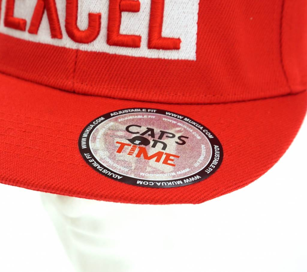 Casquette rouge Royal Excel Mouscron
