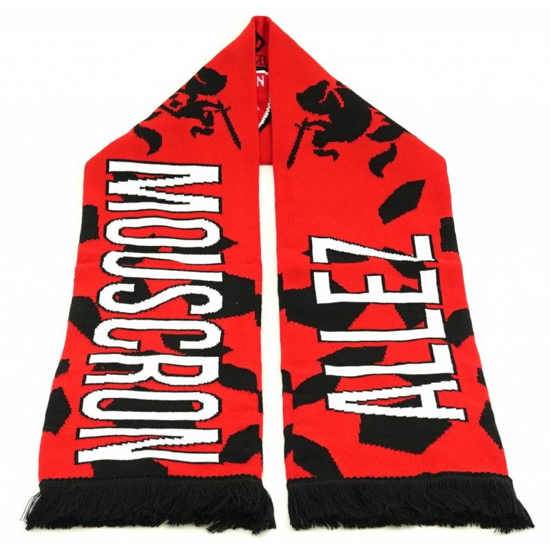 Scarf Allez Mouscron of Excelsior Mouscron