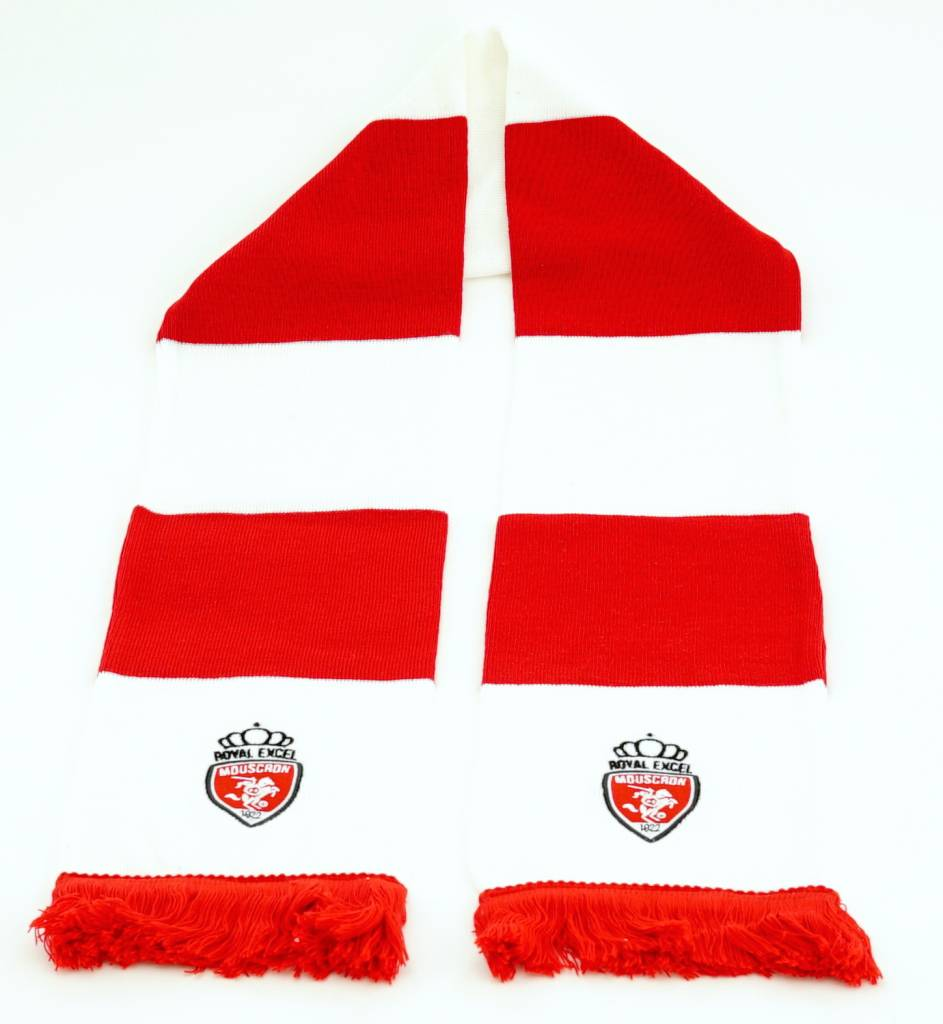 Block scarf Royal Excel Mouscron
