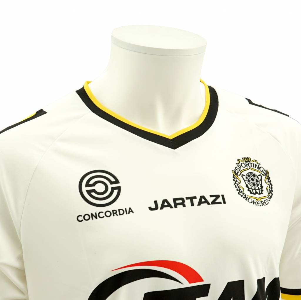 Replica shirt white Sporting Lokeren