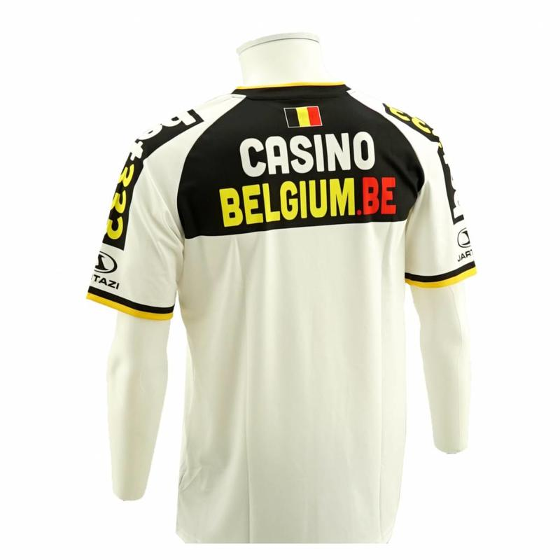Replica shirt white Sporting Lokeren