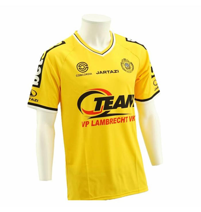 Replica shirt yellow